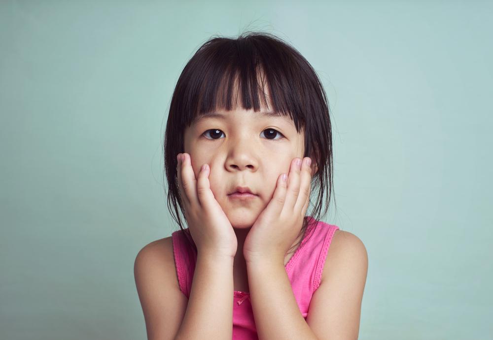 兒童弱視症狀