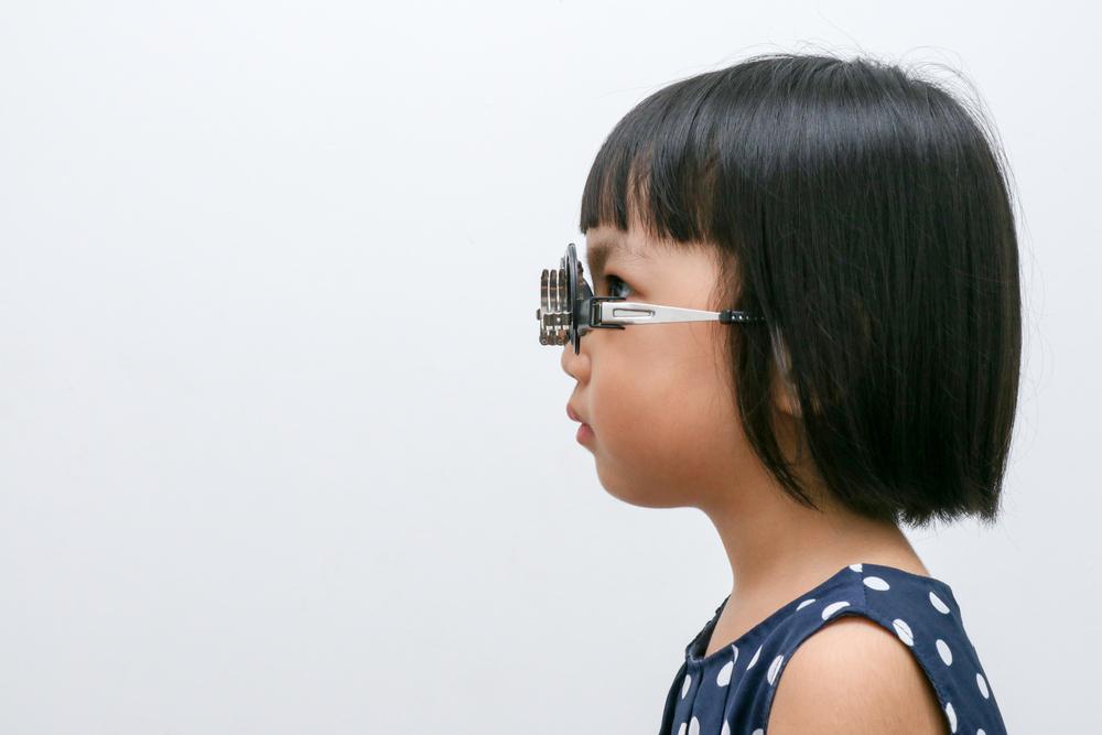 兒童近視眼鏡