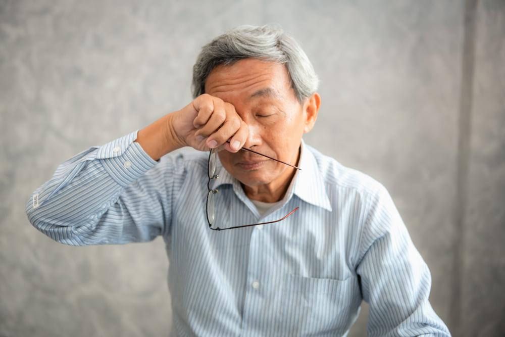 老年性黃斑部病變